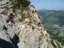 Klettersteig Salewa 2013